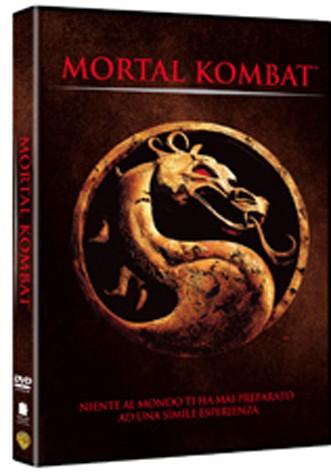 La copertina di Mortal Kombat (dvd)