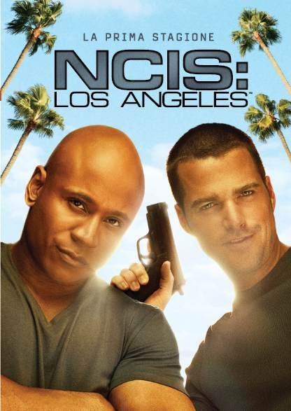 La copertina di NCIS: Los Angeles - Stagione 1 (dvd)