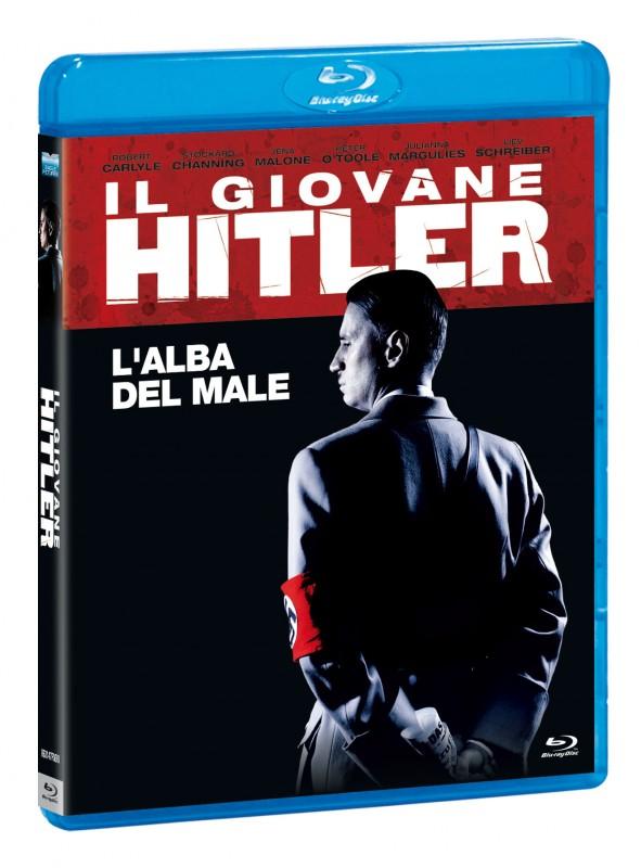La copertina di Il giovane Hitler (blu-ray)