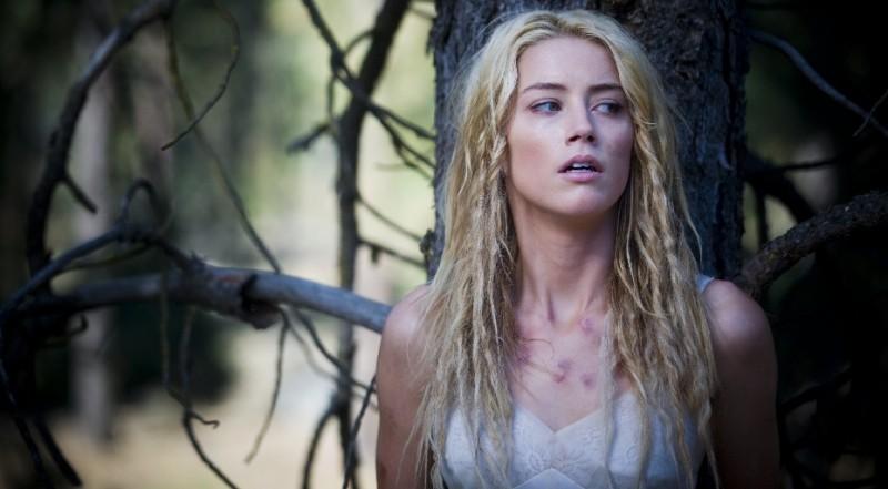 Amber Heard, protagonista di The Ward