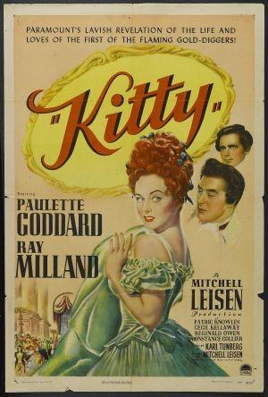 La locandina di Kitty