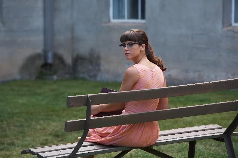Lyndsy Fonseca in una scena di The Ward
