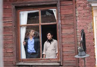 Igor Mattei in una scena di L'affare Bonnard