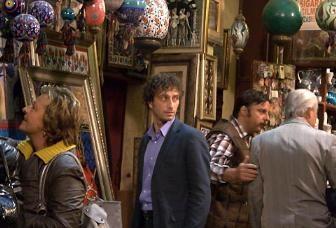 Igor Mattei nel film L'affare Bonnard