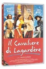 La copertina di Il cavaliere di Lagardére (dvd)