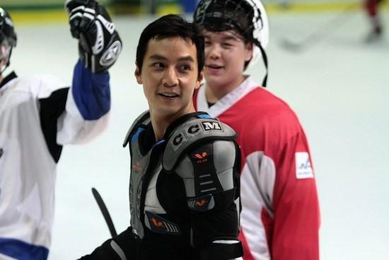 Daniel Wu nel film Don't Go Breaking My Heart