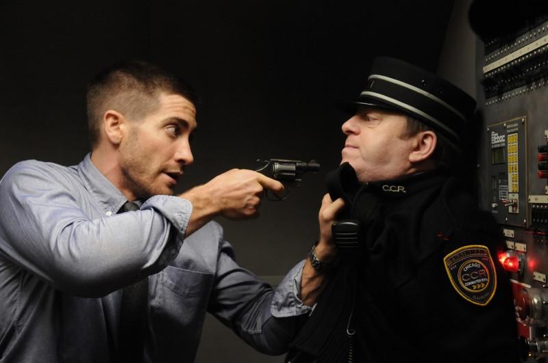 Jake Gyllenhaal nel thriller The Source Code