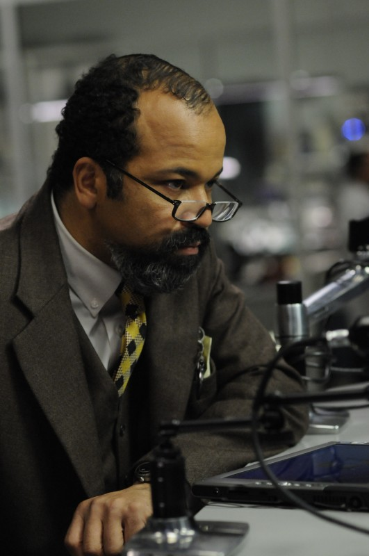 Jeffrey Wright nel film The Source Code