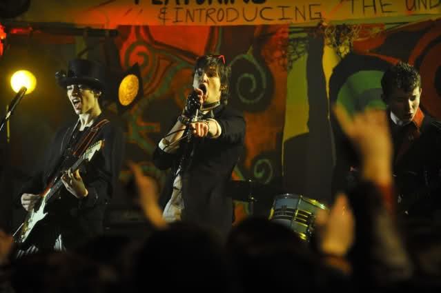 Una scena di Killing Bono