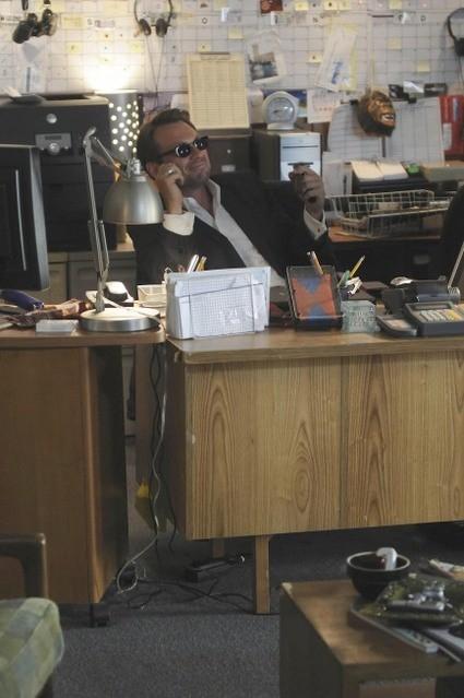 Christian Slater nella serie Breaking In