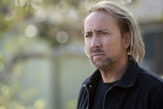 Nicolas Cage in Drive Angry