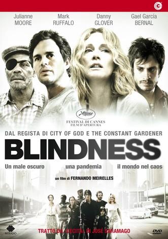 La copertina di Blindness - Cecità (dvd)