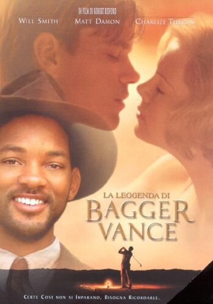 Locandina di La leggenda di Bagger Vance
