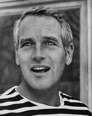 Paul Newman fotografato da Gina Lollobrigida
