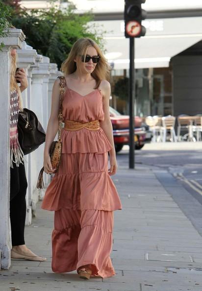 Kylie Minogue lascia la sua casa