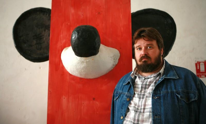 Giuseppe Battiston nel film Senza arte né parte