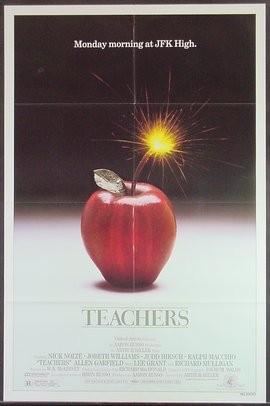 La locandina di Teachers