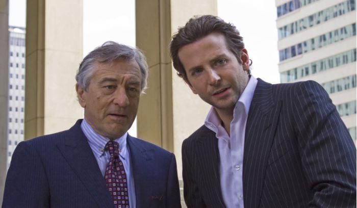 Robert De Niro accanto a Bradley Cooper nel thriller Limitless