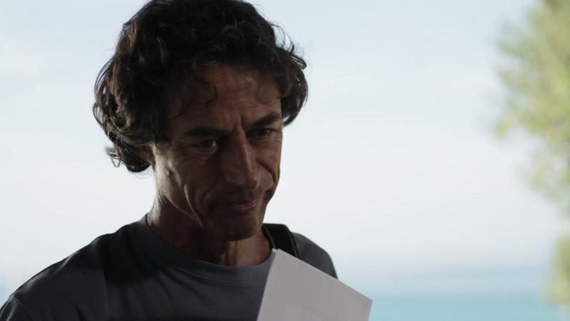 Giorgio Corcos è Richard nel film Dance for Life