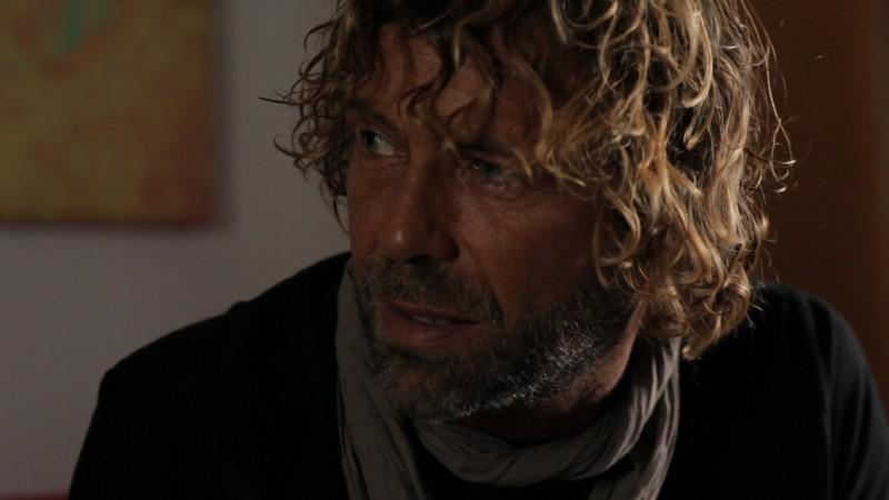 Massimo Ciavarro interpreta Stefano nel film Dance for Life, del 2011