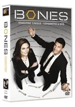 La copertina di Bones - Stagione 5 (dvd)