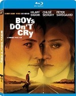 La copertina di Boys don't Cry (blu-ray)
