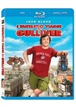 La copertina di I fantastici viaggi di Gulliver (blu-ray)