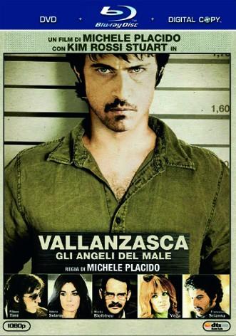 La copertina di Vallanzasca - Gli angeli del male (blu-ray)