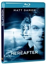 La copertina di Hereafter (blu-ray)