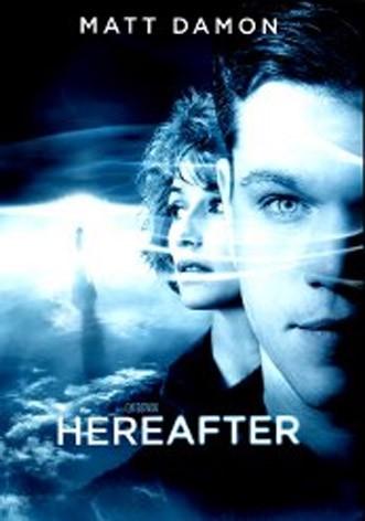 La copertina di Hereafter (dvd)