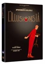 La copertina di L'illusionista (dvd)