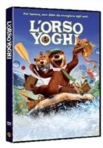 La copertina di L'orso Yoghi (dvd)