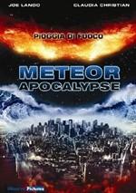 La copertina di Meteor Apocalypse (dvd)