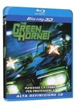 La copertina di The Green Hornet 3D (blu-ray)