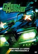 La copertina di The Green Hornet (dvd)