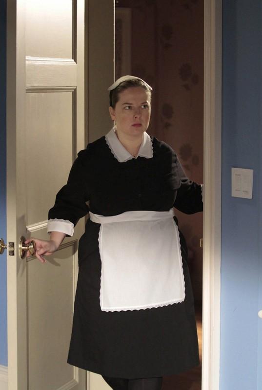 Zuzanna Szadkowski in una scena dell'episodio Empire Of The Son di Gossip Girl