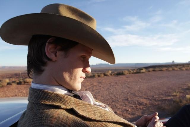 Matt Smith in una scena della stagione 6 di Doctor Who