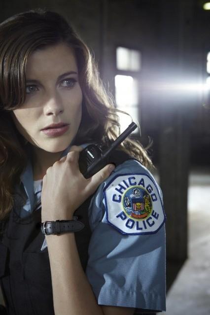 Devin Kelley in una foto promozionale di The Chicago Code
