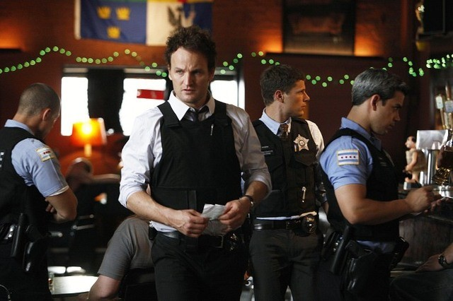 Jason Clarke nell'episodio Hog Butcher di The Chicago Code