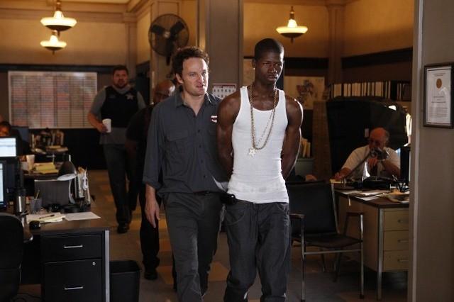 Jason Clarke nell'episodio The Gold Coin Kid di The Chicago Code