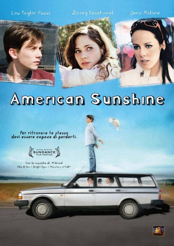 Locandina italiana di American Sunshine