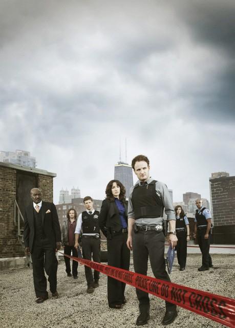 The Chicago Code: un'immagine promozionale del cast della serie