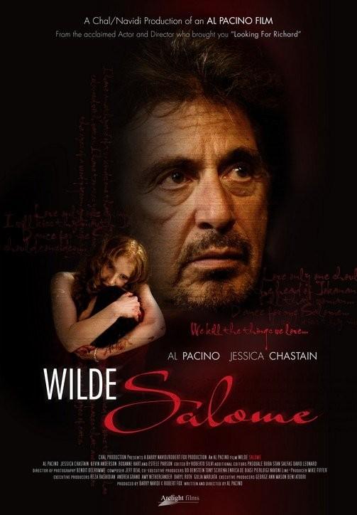 La locandina di Wilde Salome