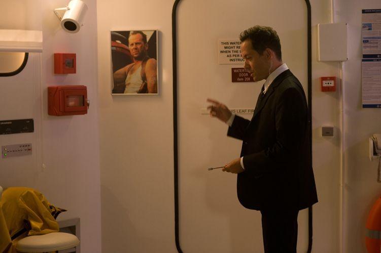 Stephane Debac in La croisiere