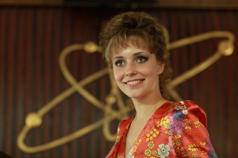 Una degli interpreti del film Innocent Saturday, del 2011