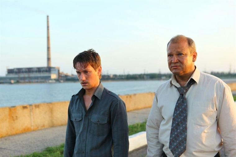 Una degli interpreti del film Innocent Saturday (V Subbotu, 2011)