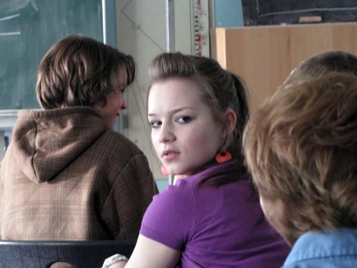 Una immagine del film Der Himmel hat vier Ecken