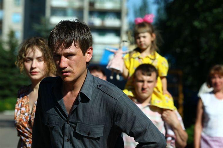 Uno degli interpreti del film Innocent Saturday, del 2011