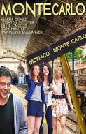 La locandina di Monte Carlo