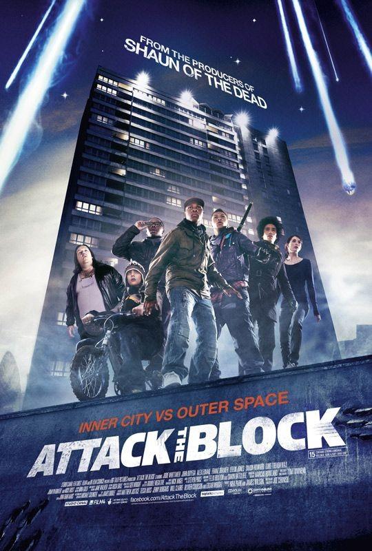 La locandina di Attack the Block
